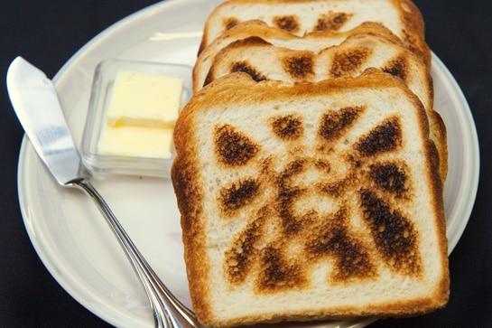 Breakfast Jesus Toast