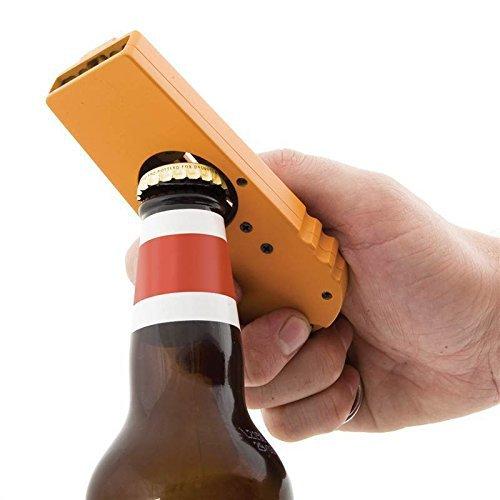 Cap Zappa Beer Bottle Opener