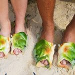 Coddies Fish Flip Flops