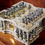 Lord of the Rings Chess Board thumb