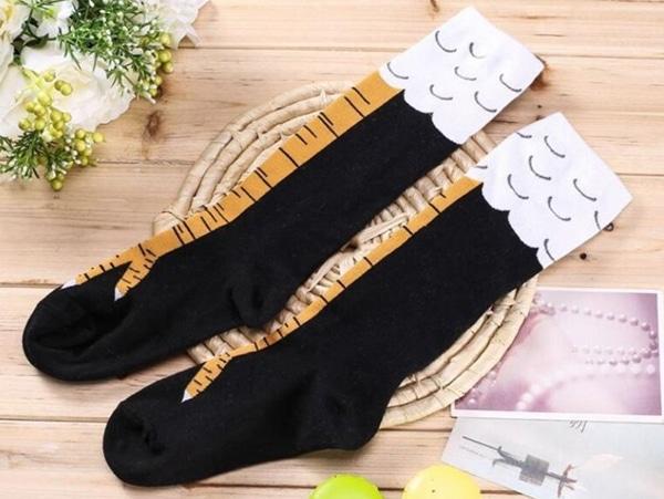 Novelty Chicken Socks
