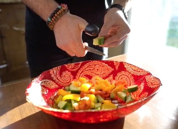 Safecut Knife Salad
