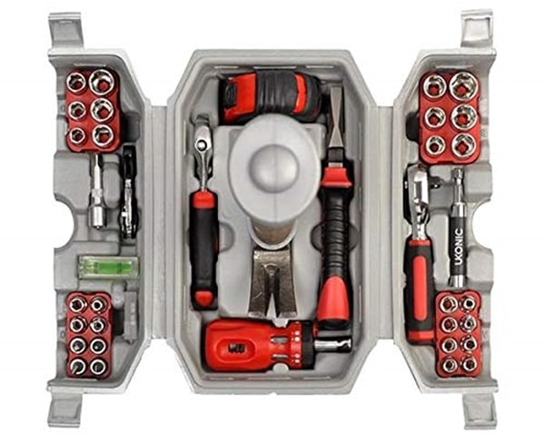 Thor's Hammer Toolbox Inside