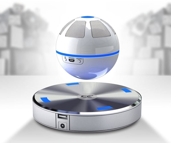 Floating Bluetooth Speaker
