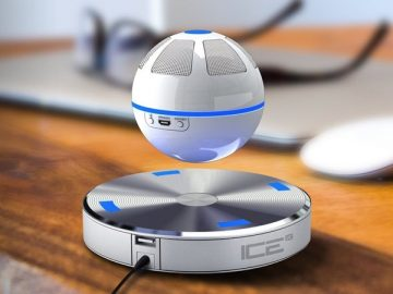 Levitating Bluetooth Speaker
