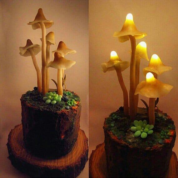 Mushrooms Nightlight