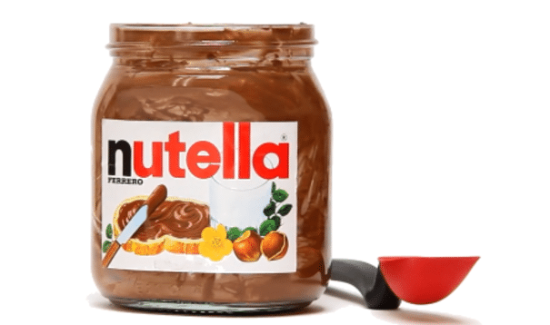 Nutella Jar Scraping Spoon