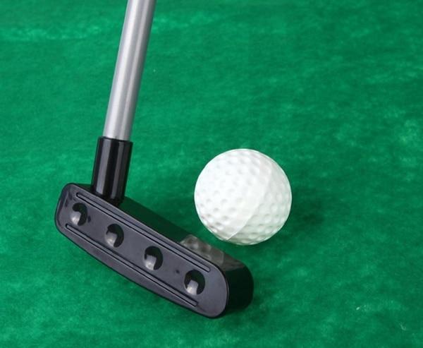 Toilet Mini Golf Set