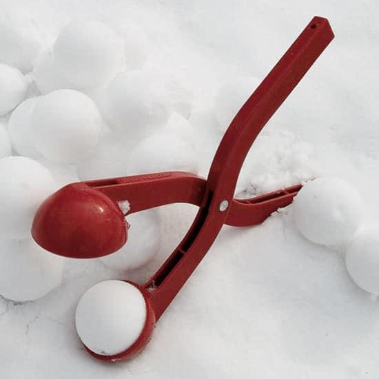 Easy Snowball Maker