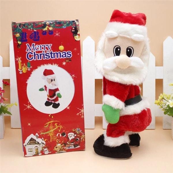 Funny Twerking Santa