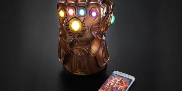 Infinity Gauntlet Lamp