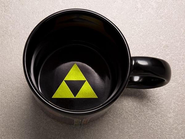 Legend of Zelda Link Heat Changing Mug