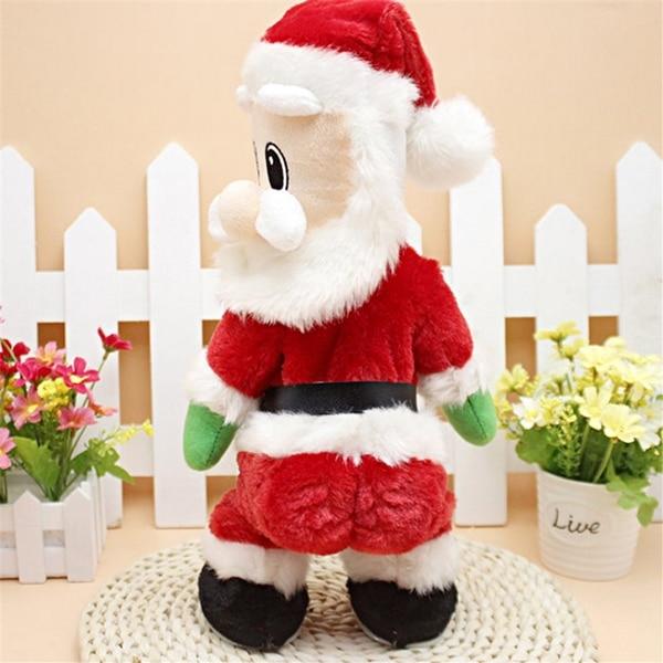 Musical Santa Claus