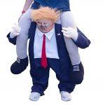 Ride-On-Trump Costume