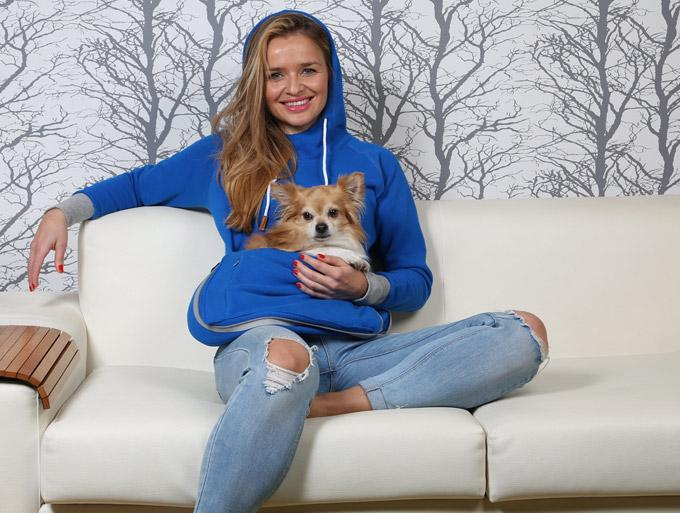 Roodie Dog Pouch Hoodie