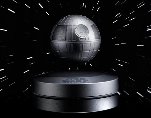 Star Wars Death Star Levitating Bluetooth Speaker