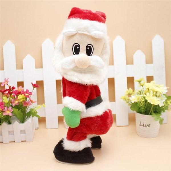 Twerking Santa Claus