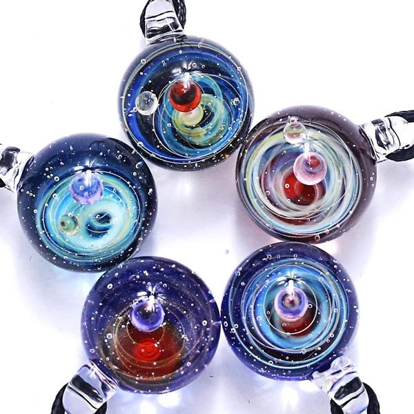 Amazing Galaxy Pendant Necklace