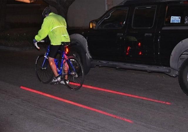 Bike Line Light