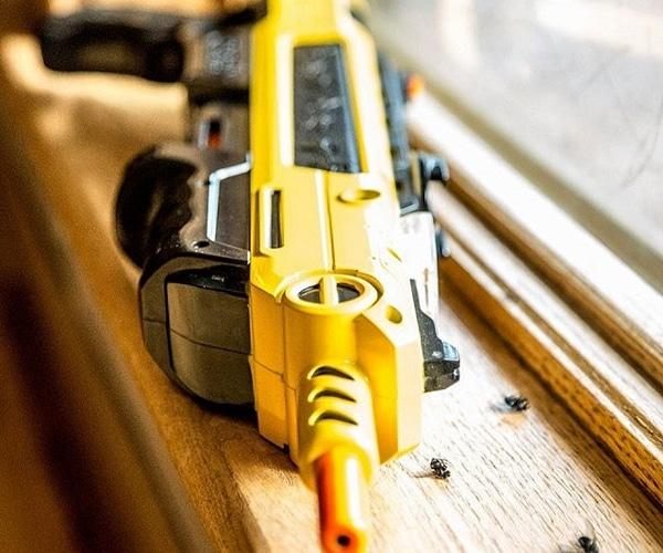Bug-A-Salt Firing Shotgun