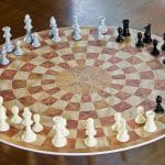 Chess for three players