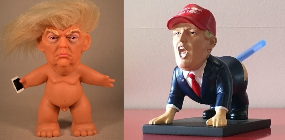 Most Ridiculous Donald Trump Gag Gifts