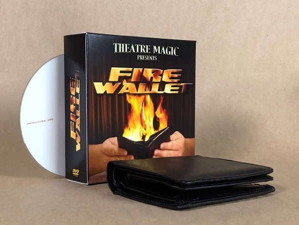 Flaming Wallet