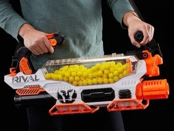 Nerf Rival Prometheus Gun