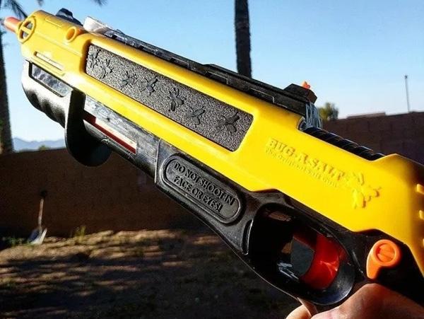 Salt Firing Shotgun
