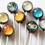 Solar System Lollipops