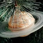 Solar System Tree Ornaments Saturn