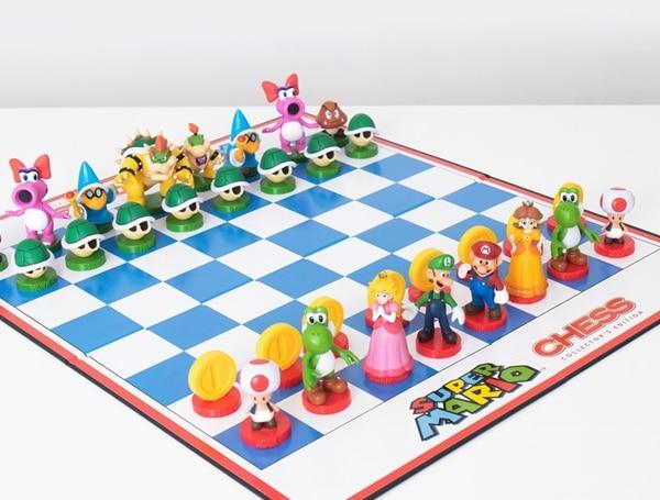 Super Mario Bros Chess