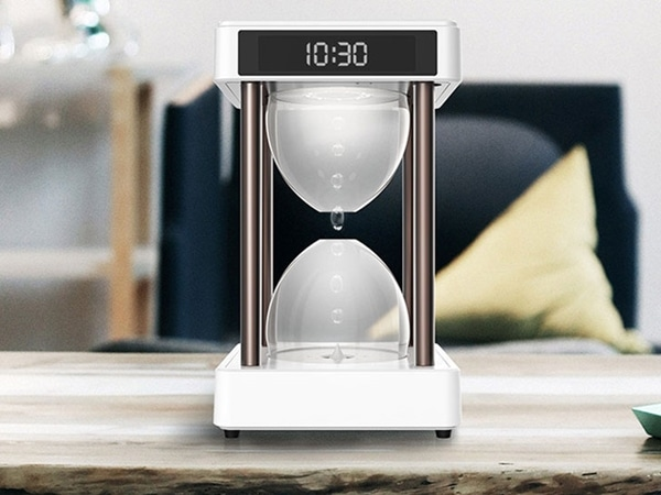 Anti-Gravity Water Droplet Air Purifier