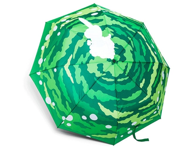Dry Rick and Morty Umbrella