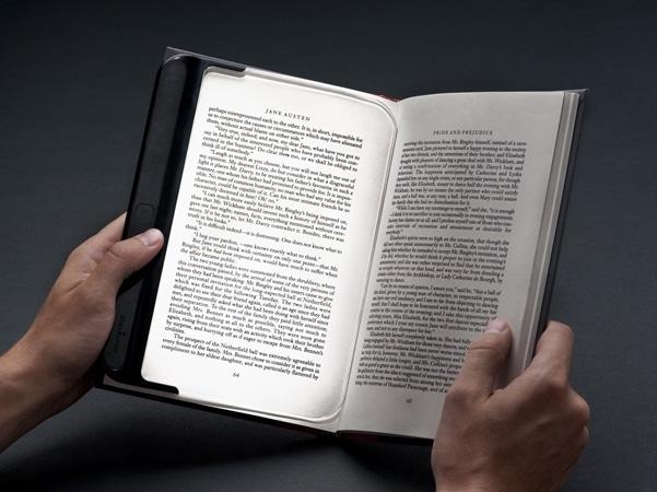Lightwedge Book Light