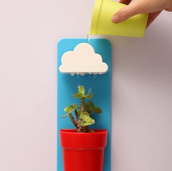 Rainy Pot Self-Watering Planter
