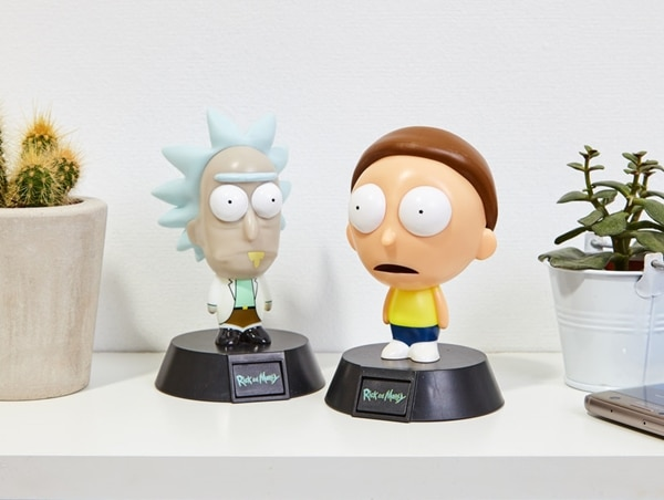 Rick And Morty Lamps