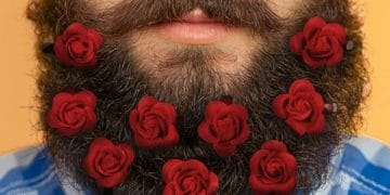 Beard Bouquet