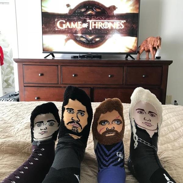 Game of Thrones Unisex Socks