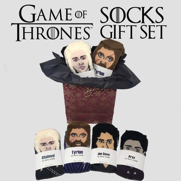 Official Game of Thrones Socks