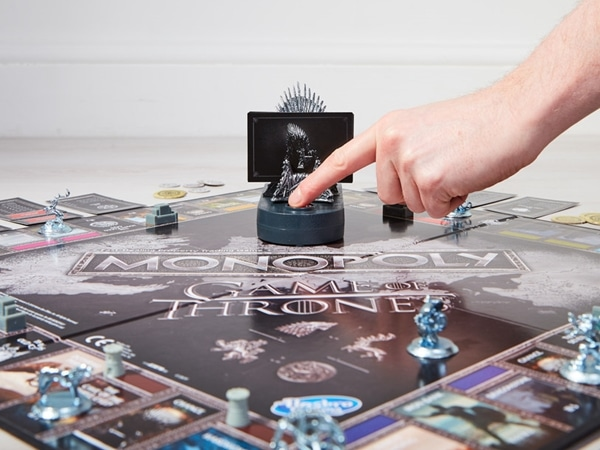 The Game of Thrones Monopoly