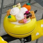 Bicycle Bell Yellow Dessert