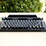 Typewriter Inspired Keyboard