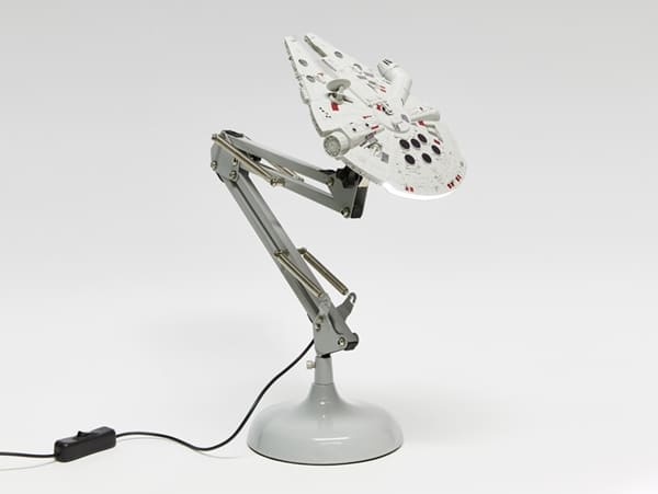 Millennium Falcon Desk Lamp