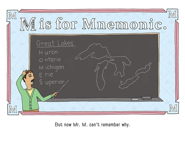 M is for Mnemonic