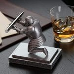 Medieval Knight Pen Holder