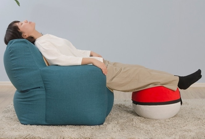 Snorlax Bead Sofa