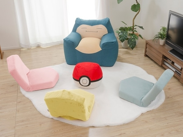 Snorlax Pokémon Sofa