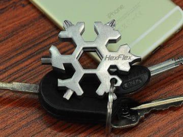 Hexflex Snowflake Multi-Tool