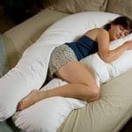 U-Shaped Body Pillow